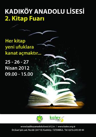 Kadıköy Anadolu Lisesi 2. Kitap Fuarı