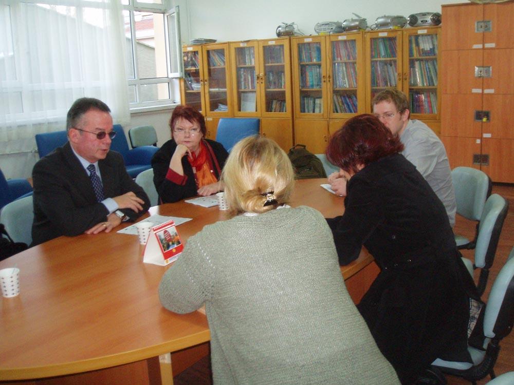Kadıköy Anadolu'da Yabancı Öğretmenler